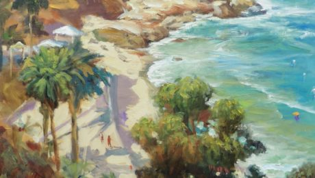 Casa Capitvating Blog | Casa Coastal Series Begins with Catalina Island Inspired Exhibit