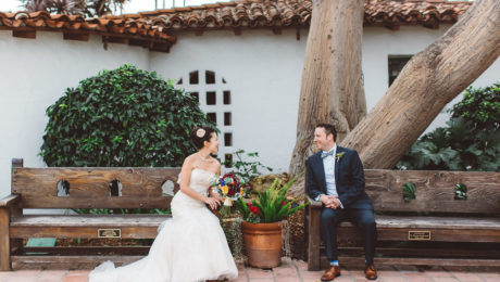 Casa Romantica Weddings | Coastal Destination Wedding: Jeff & Anita