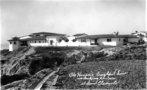 Ole Hanson Home | Historic Casa Romantica 1930
