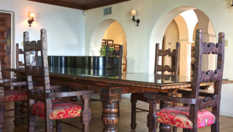 Casa Romantica Press Room | Casa Romantica Acquires Rare Historical Design Pieces For Home