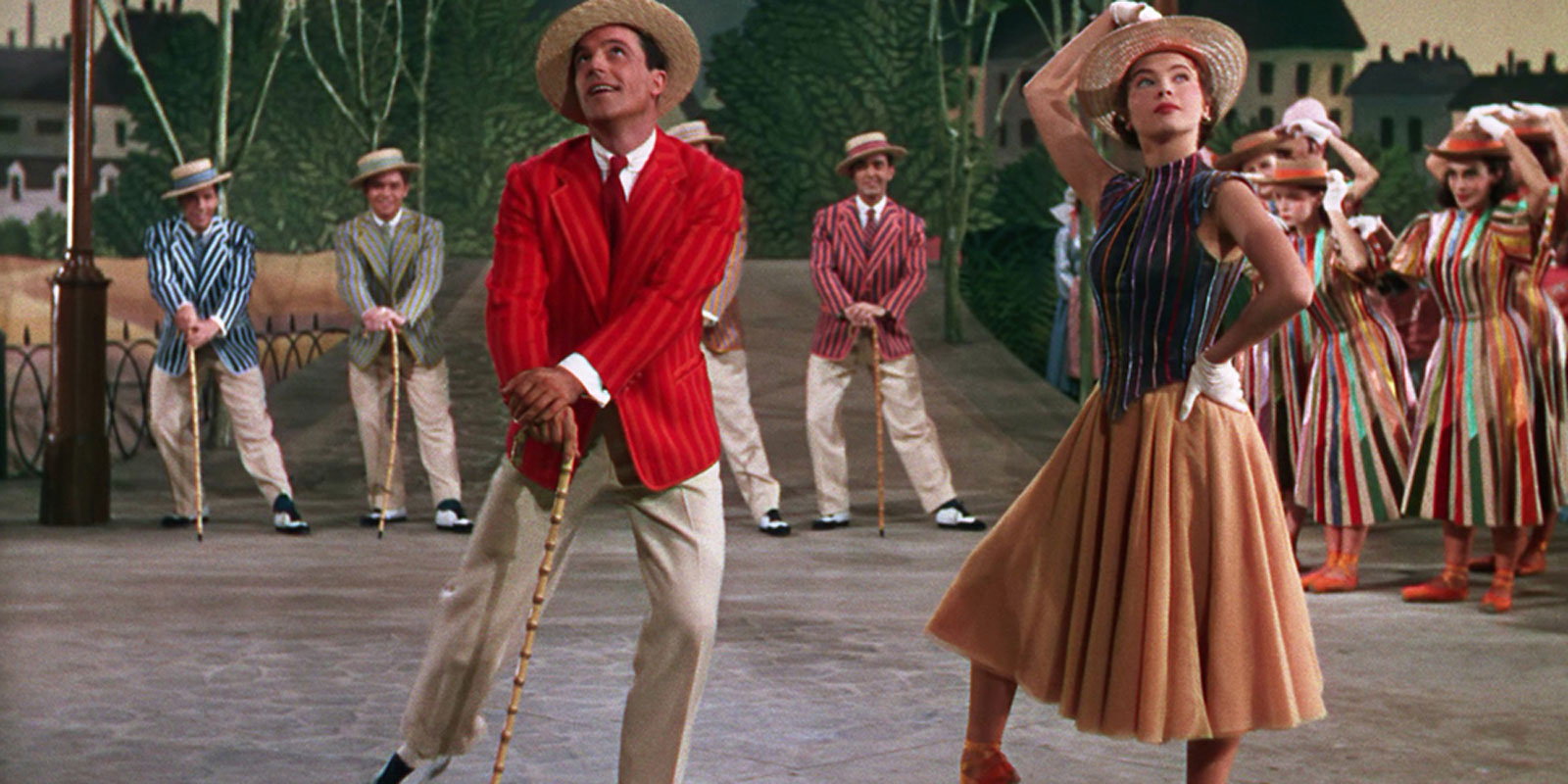 Image result for gene kelly and vincente minnelli