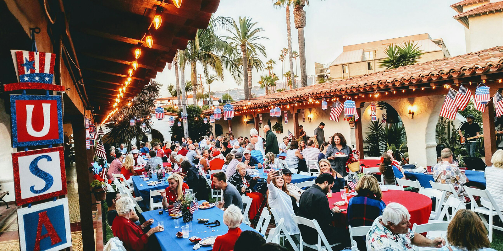 4th Of July 2020 Events.Member 4th Of July Celebration Casa Romantica Cultural